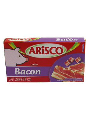 Caldo de Bacon  57g ARISCO