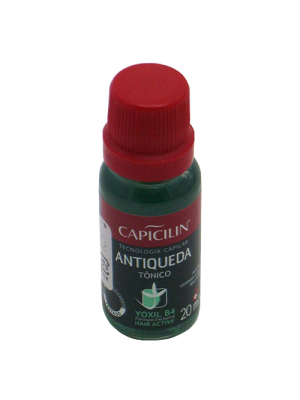 Antiqueda Tonico Capilar 20ml CAPIILIN