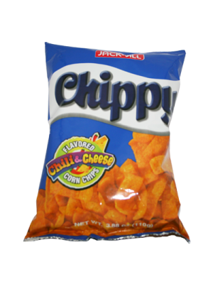 Chippy Chilly & Cheese 110g