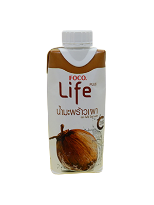 FOCO Roasted Coconut  Water 330ml