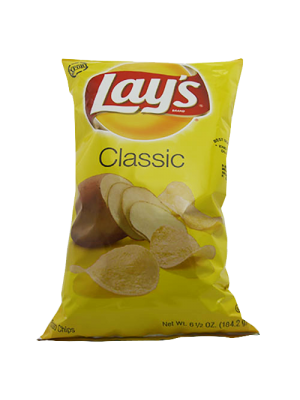 Lays Classic 184.2g FRITOLAY