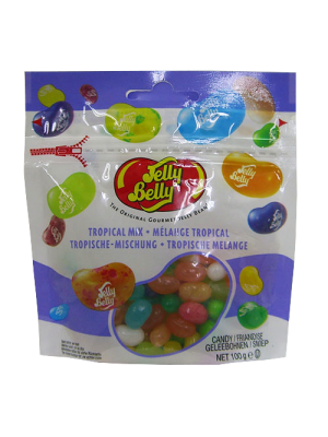 Jelly Belly Tropical Mix Candy 100g