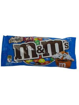 Chocolate Crispy 42g  M&M'S