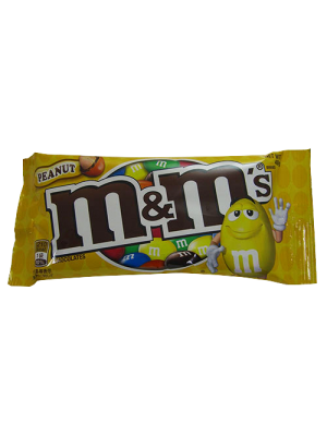 Chocolate Peanuts 40g M&M'S
