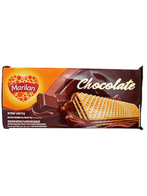 Wafer Chocolate 115g MARILAN