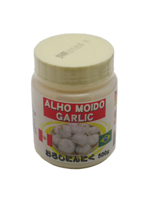 Alho Moido  500g WORLD LINKS